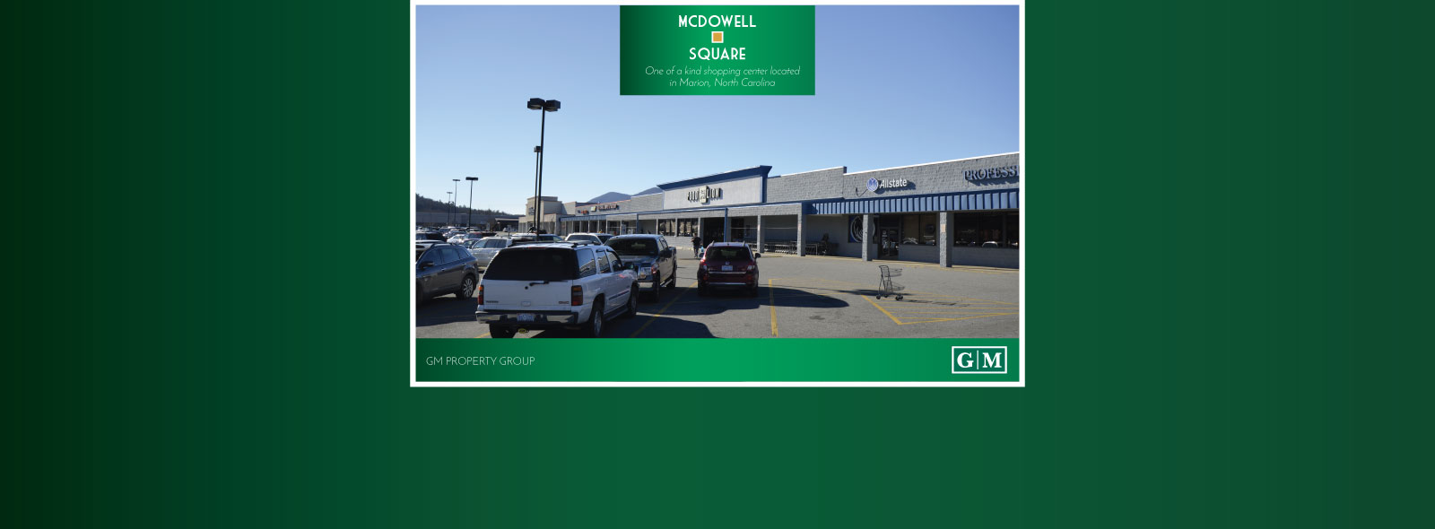 Mcdowell Square Gm Deal Flow